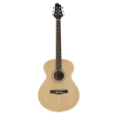 Woodstock Small Body Laminated Spruce Top Acoustic Guitar WHW40201